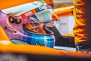 Norris apprend déjà de Ricciardo dans le simulateur McLaren