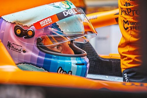 Vídeo: el estreno de Daniel Ricciardo con el McLaren MCL35M