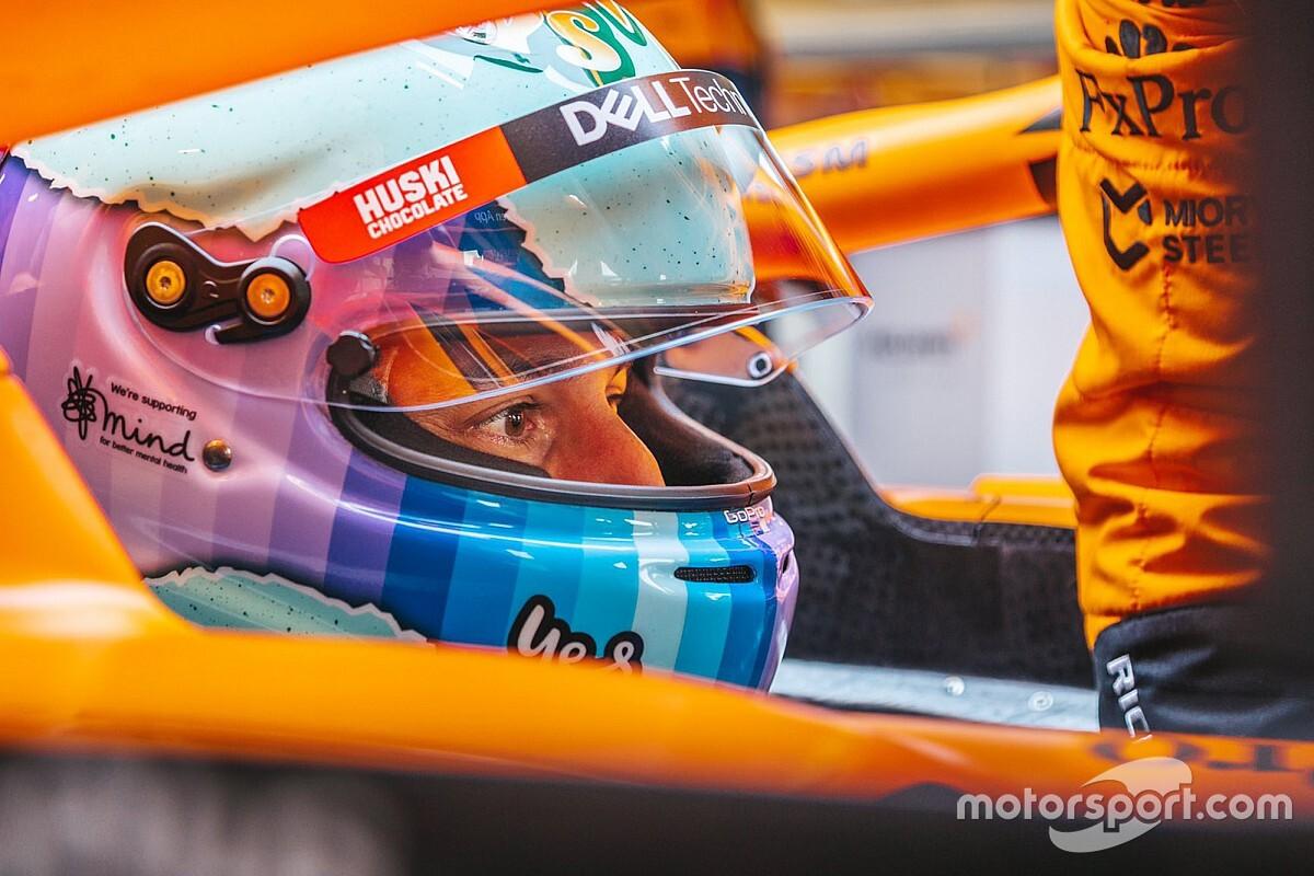 Norris apprend déjà de Ricciardo dans le simulateur McLaren - Motorsport.com France