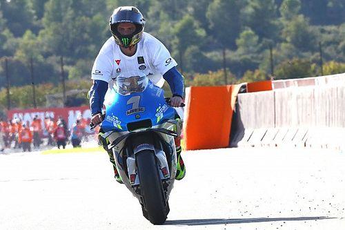 Hasil MotoGP Valencia: Joan Mir Juara Dunia Musim 2020