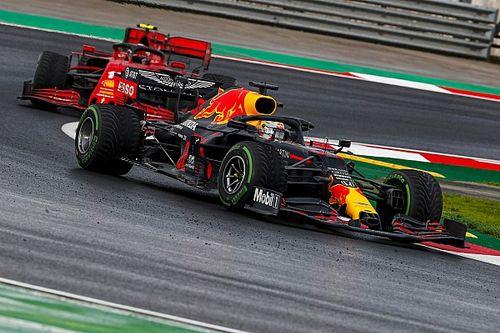 """""""Une course à oublier"""" pour Verstappen et Red Bull"""