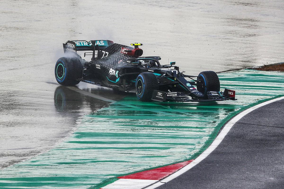 "Bottas: ""La mia Mercedes tirava a sinistra"""