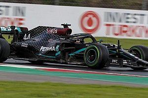 Слухи: Mercedes уже компенсировала 10% потери прижимной силы на 2021 год