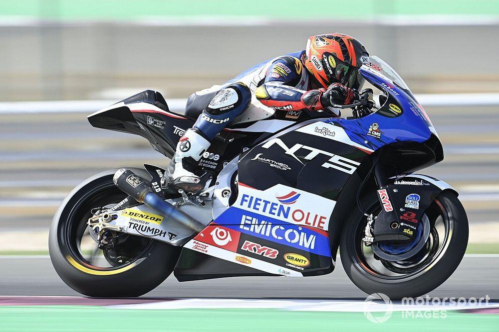 RW Racing stelt teleur tijdens openingsweekend Moto2