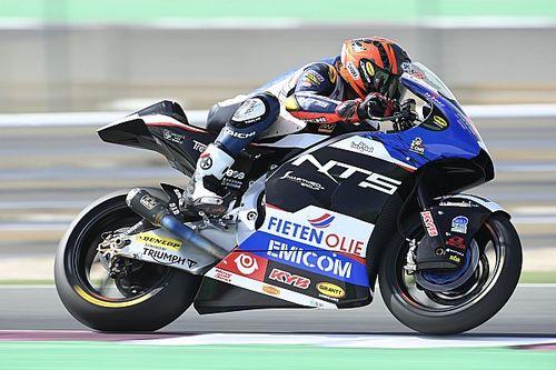 Moto2 Qatar Berakhir Tak Sesuai Harapan RW Racing