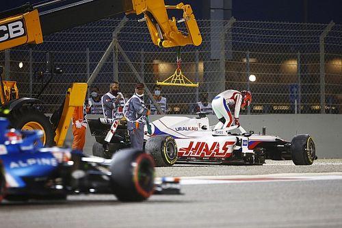 Mazepin vooral boos op zichzelf na extreem kort F1-debuut