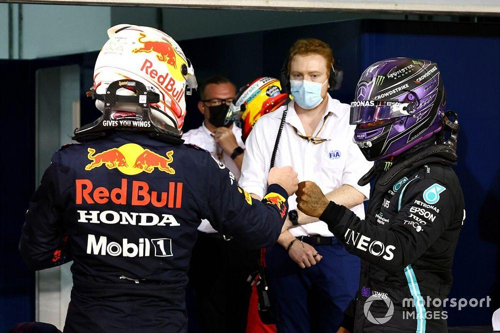 Hamilton: Verstappen não cometerá erro da curva 4 novamente