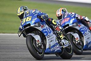 Fotogallery MotoGP: la doppietta Suzuki al GP d'Europa