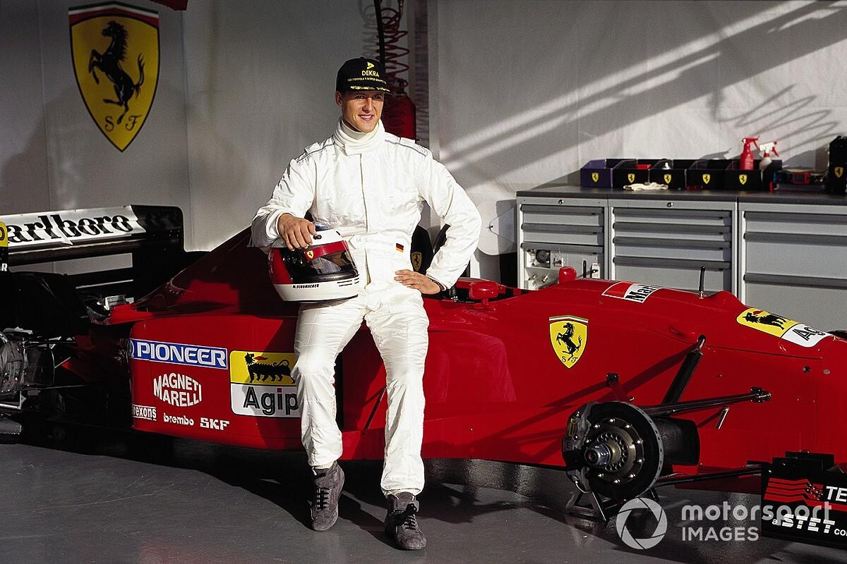 Binotto Schumacher első ferraris tesztjéről: módosítanunk kellett a fioranói pályán