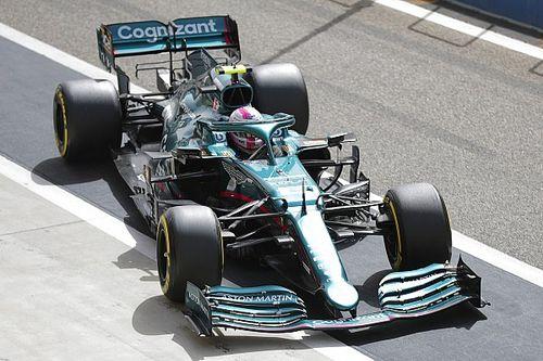 Stroll punktem odniesienia dla Vettela?