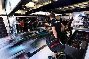 Mercedes: filming day per capire i guai della W12