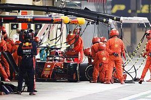 Vettel énekelve köszönt el a Ferrari csapatától! (videóval)