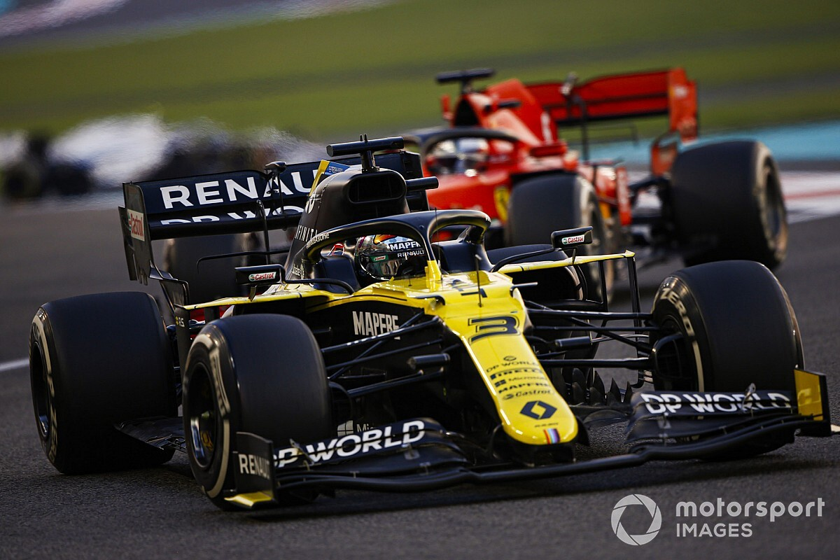 Abiteboul: F1 staat op belangrijk kruispunt voor motortechnologie