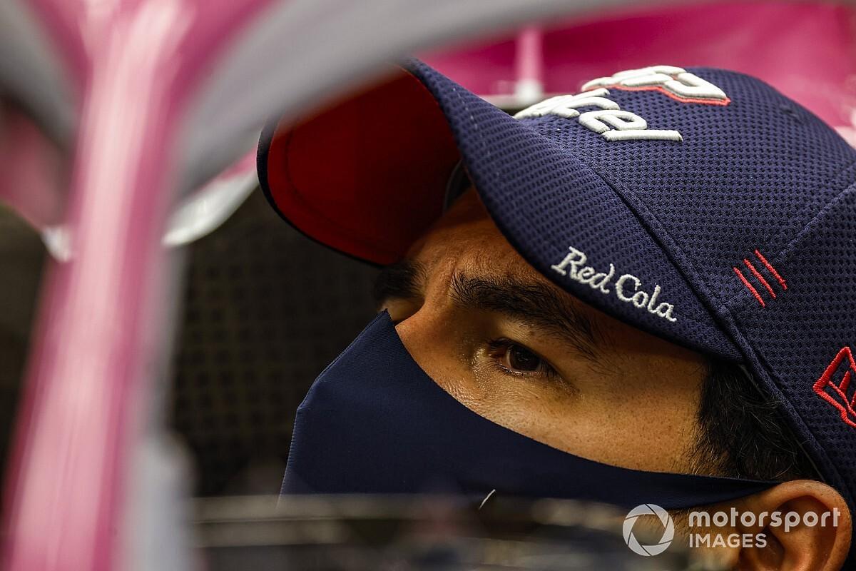 Перес: После первого круга думал, что гонка потеряна