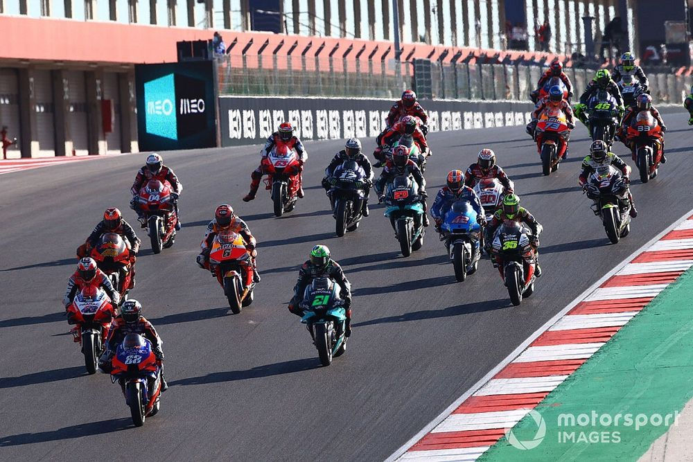 FIM publiceert officiële deelnemerslijst voor MotoGP-seizoen 2021