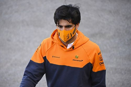 Sainz wcześniej w Ferrari?