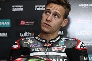 Objetivo no GP de Portugal é melhorar minha performance, não a da moto, diz Quartararo