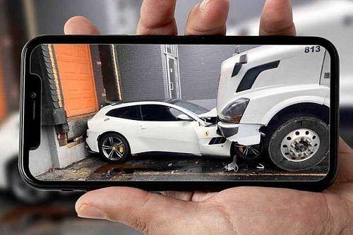 Egy kamionos főnöke Ferrari GTC4Lussóján állt bosszút vélt sérelmeiért
