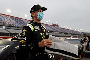 Kurt Busch na pole position