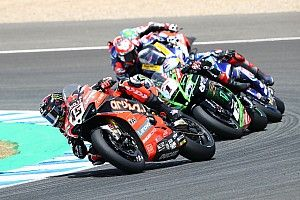 Fotos: el primer duelo Redding-Rea y la jornada del sábado en Jerez