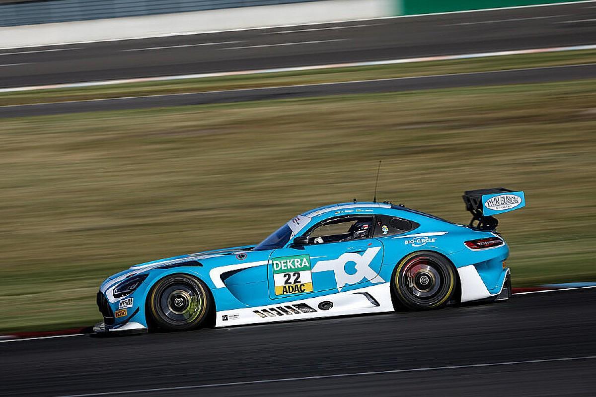 Toksport WRT górą na Lausitzringu