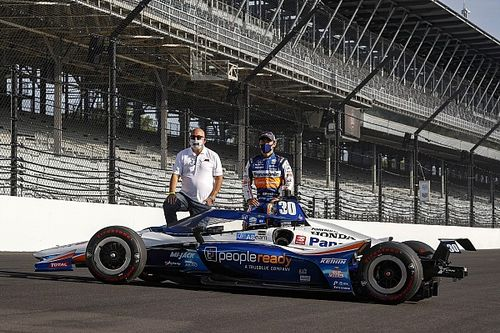 Indy 500: Sarı bayraklar altında biten yarışı Sato kazandı, Alonso ise 21. oldu