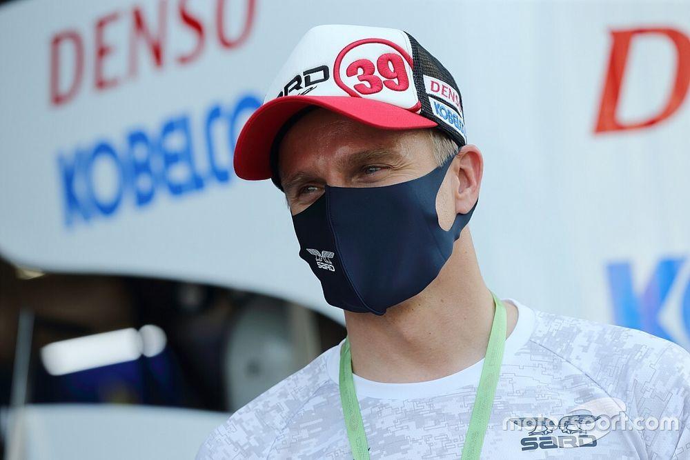 """Kovalainen faces """"big challenge"""" on Super GT return"""