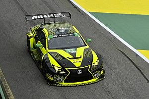 De Quesada to partner Bell in AVS Lexus at Charlotte