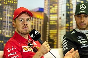 """Smedley: """"2019 Vettel'in en iyi yılıydı"""""""