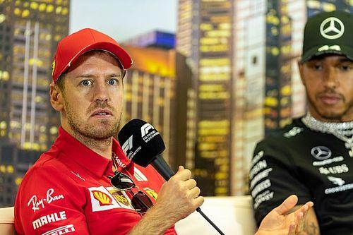 Феттель: Ferrari уволила меня, не предложив новый контракт