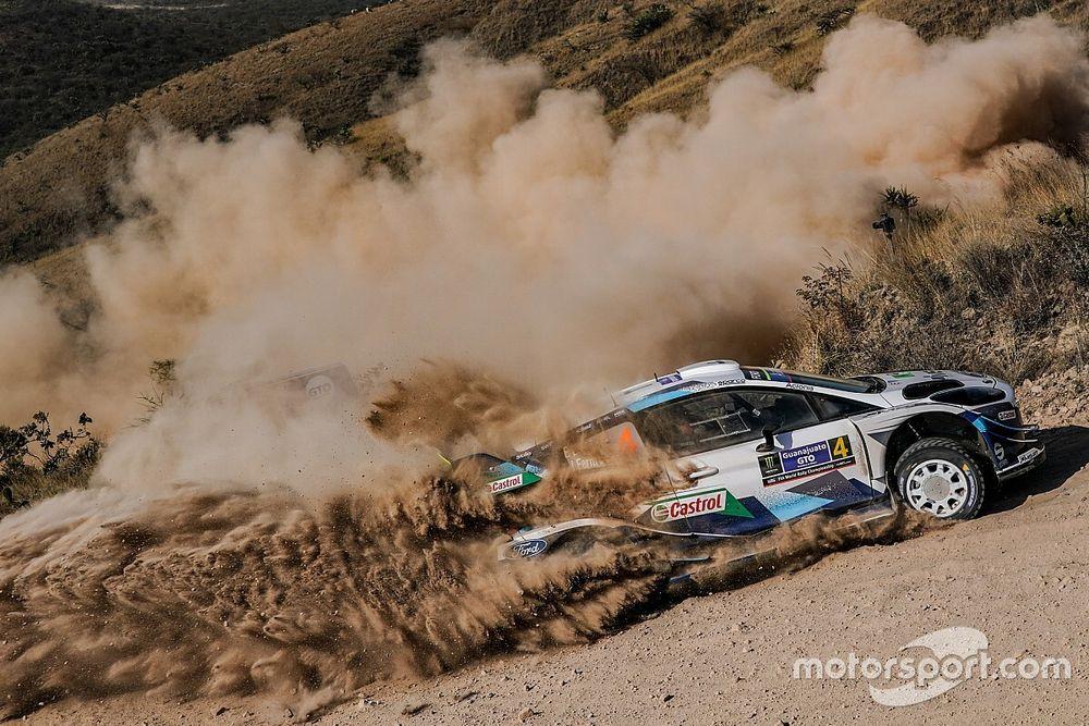 WRC, Rally Messico, PS7: a fuoco la Fiesta di Lappi! Ogier allunga