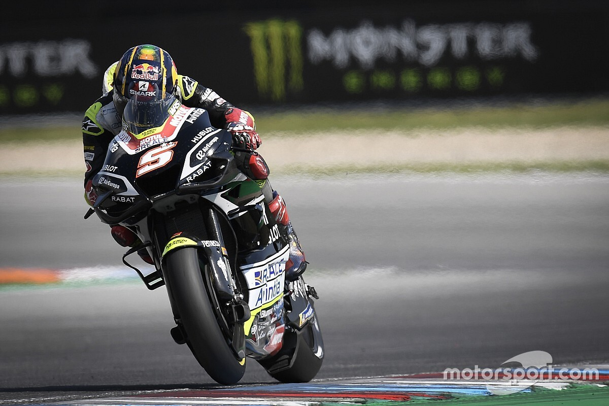 """Zarco says he was """"right to doubt"""" Avintia last year"""