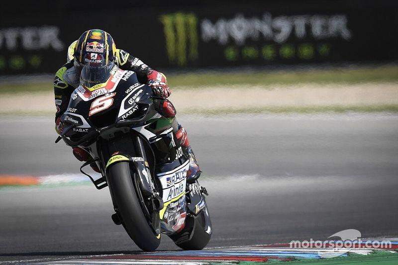 """Zarco heureux de """"marquer des points dans l'esprit de Ducati"""""""