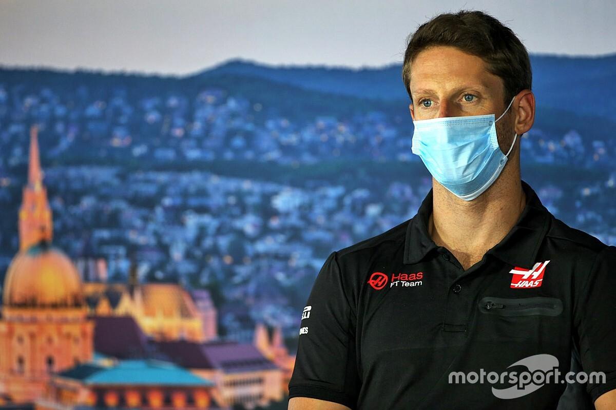 """Grosjean est """"désolé"""" après ses propos sur l'avenir de Haas en F1"""