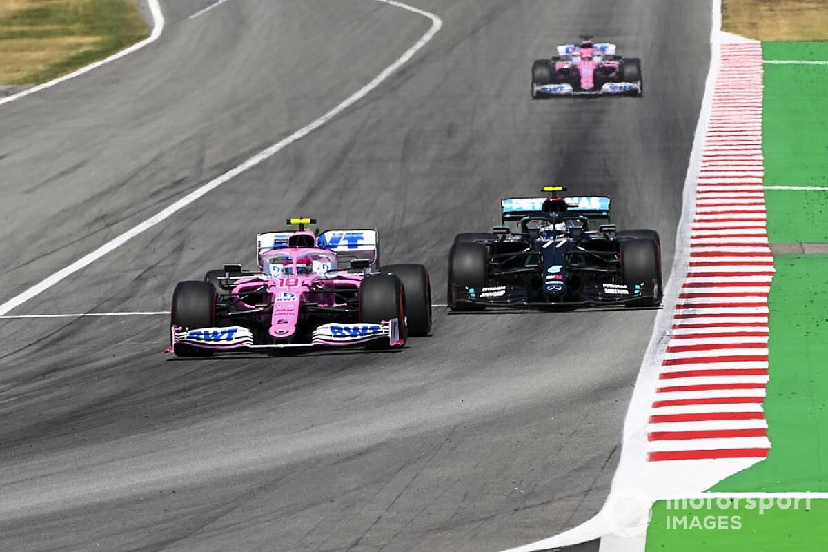 Racing Point prévoit toujours d'utiliser des pièces de la W11 en 2021