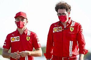 """Binotto: """"Vettel'in yarışını strateji değil, attığı spin bitirdi"""""""
