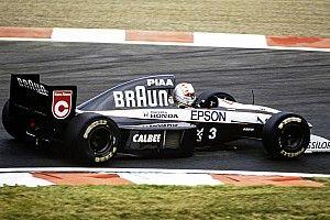 【F1マシンギャラリー】ティレル020シリーズ:1991〜1993年