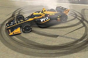 Karam beats Rosenqvist in IndyCar's first Esports race