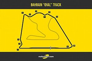 "Bahrain could run second race on ""almost oval"" track, says Brawn"