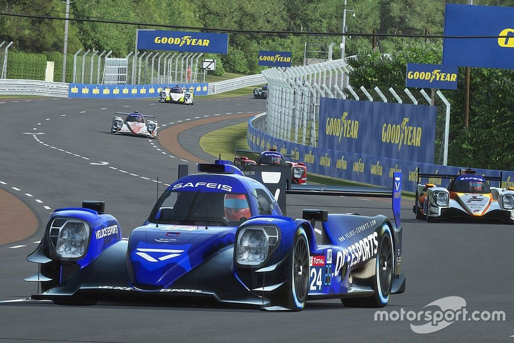 """Gasly """"shocked"""" how excited Virtual Le Mans made him"""