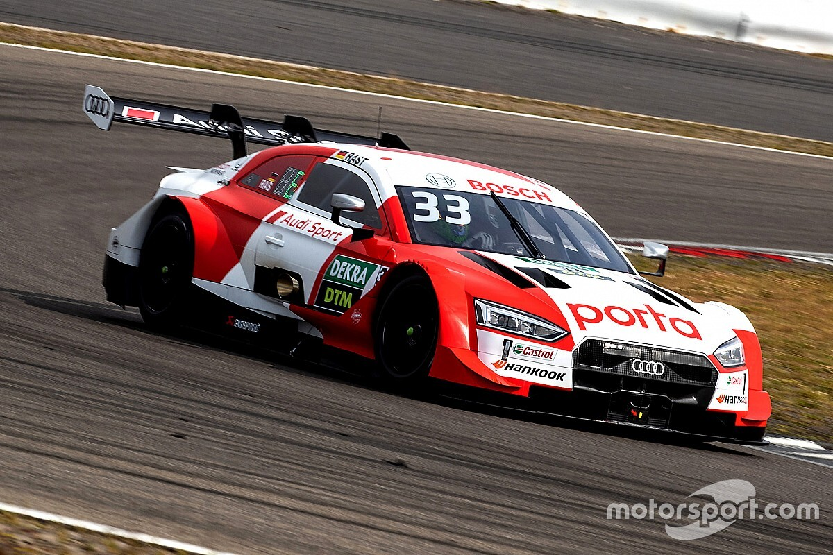 Audi could extend DTM stay with GT3 formula