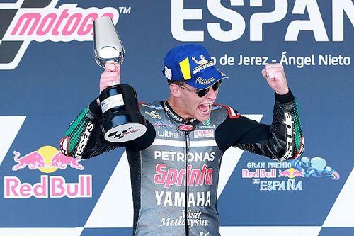 MotoGP Jerez: Quartararo ilk zaferini aldı, Marquez kaza yaptı!