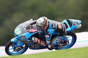 Moto3 Spielberg (2) FT3: Garcia erbt Platz eins, mehrere Zeiten gestrichen