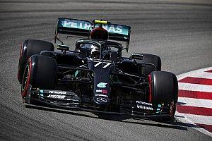 """Mercedes: """"Hebben fout gemaakt in strijd met Verstappen om P2"""""""