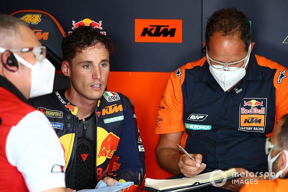 Espargaro would have deserved breakthrough win, says KTM