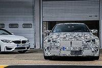 Újabb fotók érkezett a hamarosan debütáló BMW M3 és M4 párosról