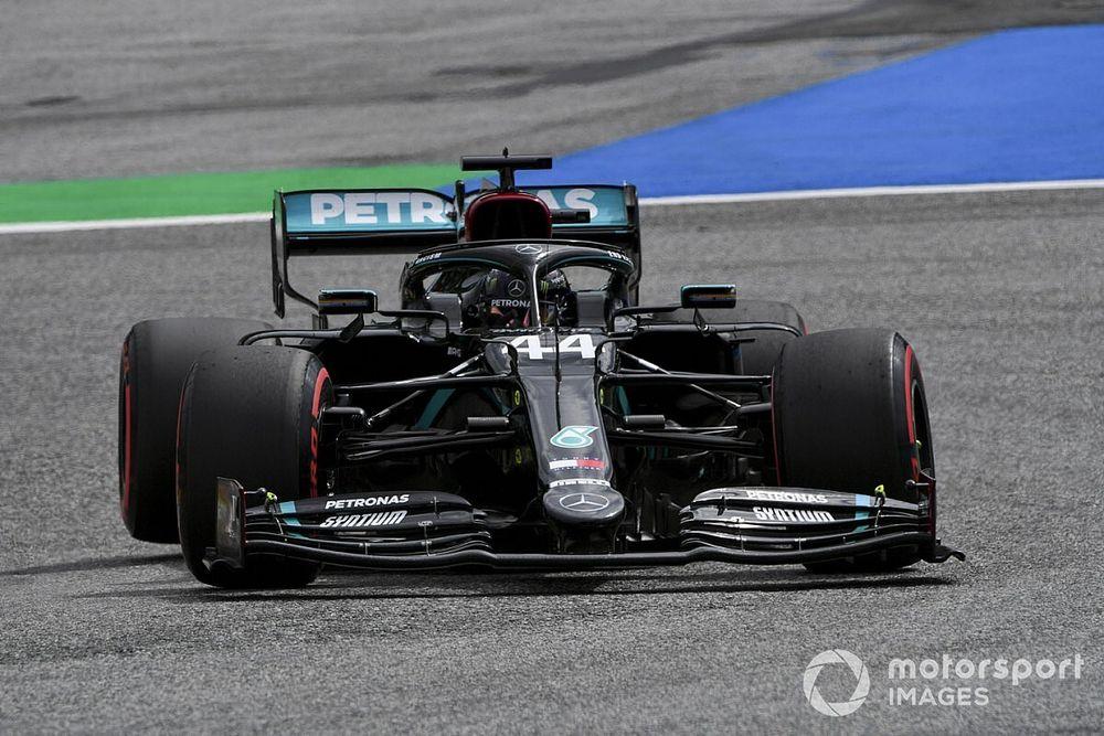 Le DAS de Mercedes jugé légal, réclamation rejetée pour Red Bull
