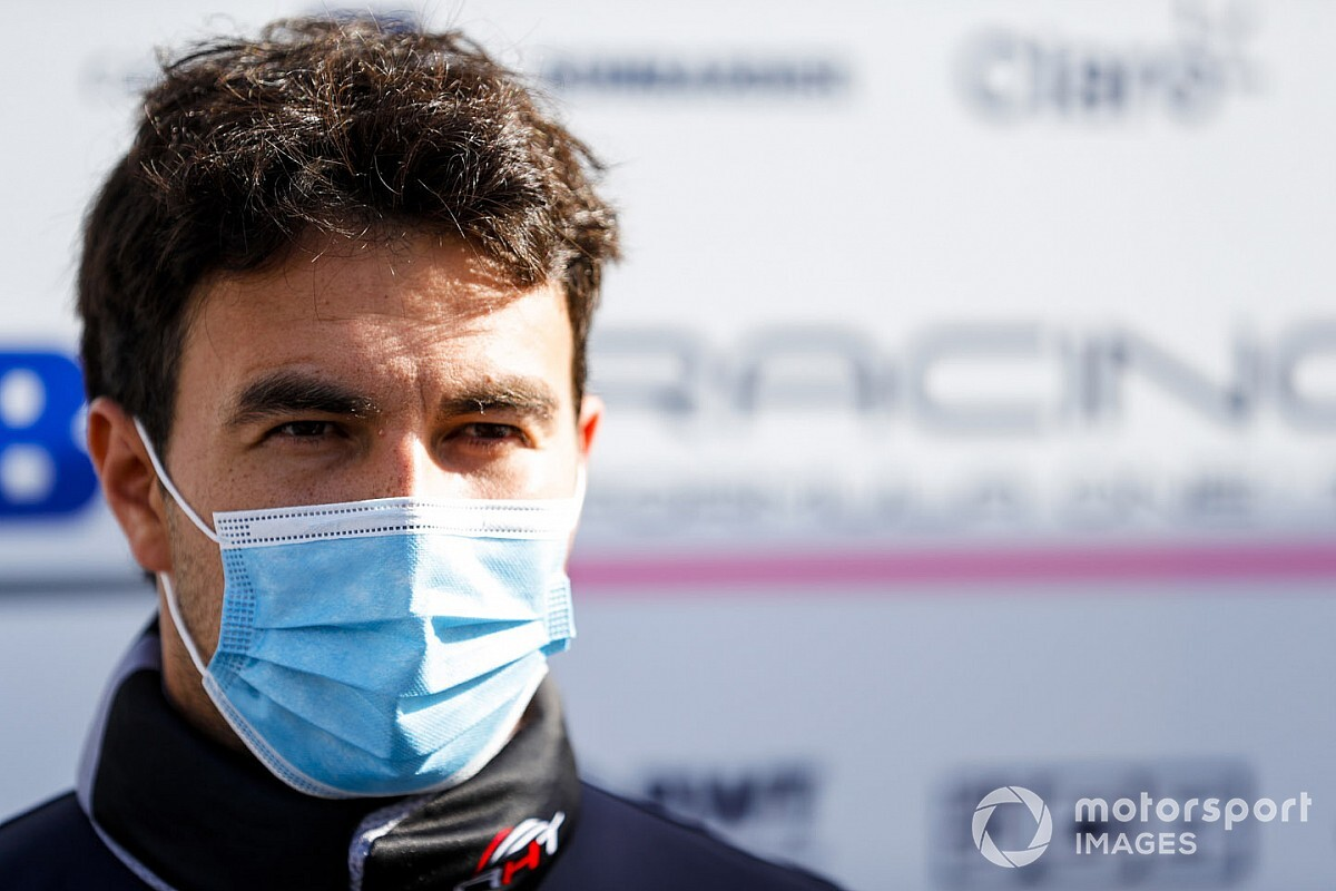 Chefe da Racing Point esclarece questão de cláusula de saída de Pérez