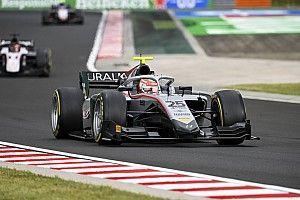 F2, Ungheria, Sprint Race: Ghiotto maestro di strategia