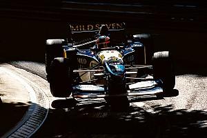 """F1""""写真""""に隠された物語1:偶然に計算そして辛抱……大ベテランの""""特別な写真""""とは"""